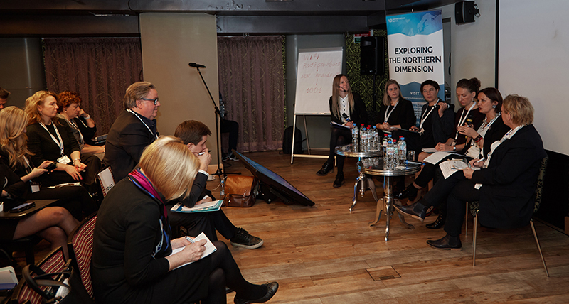 First panel discussion ND Future Forum St Petersburg 2018 web1