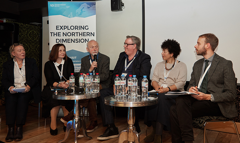 Second panel discussion ND Future Forum St Petersburg 2018 web