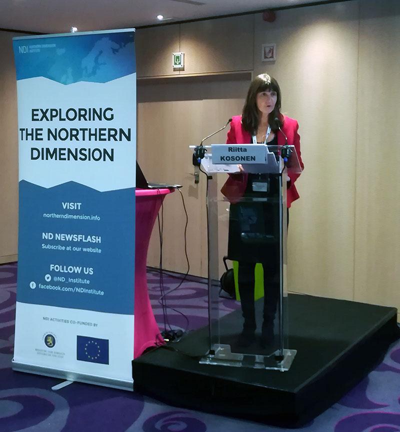 ND Future Forum on Environment Riitta Kosonen 2 web 2
