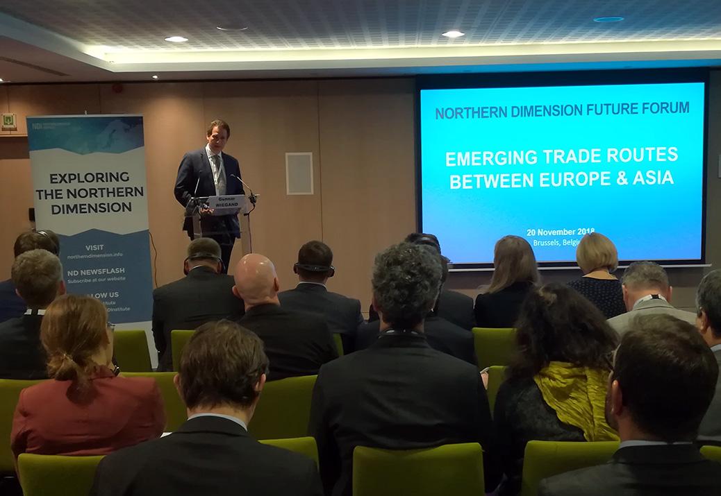 ND Future Forum on Transport Gunnar Wiegand web