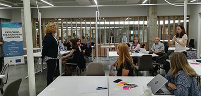 Discussion NDI communication training